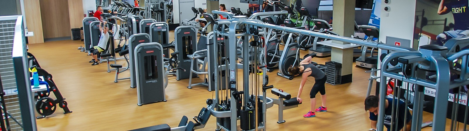Fitness Centrum | Posilňovňa | Fitko | Poprad | Golem - Forum