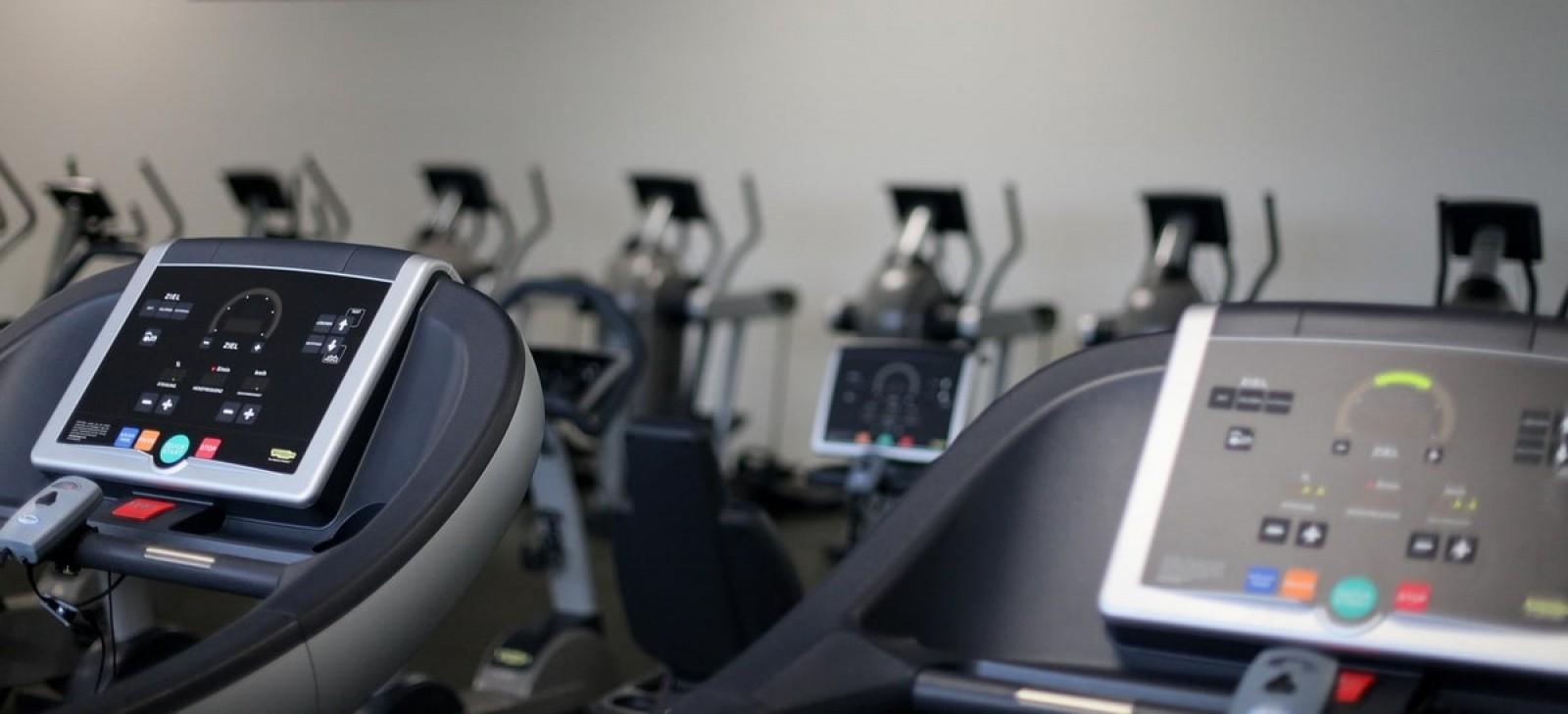 Fitness Centrum | Posilňovňa | Fitko | Košice | Golem - Aupark