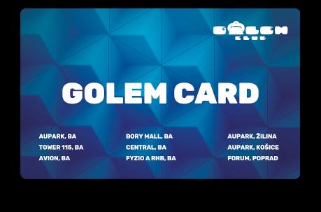 Golem Card