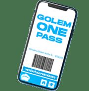 Golem One Pass